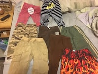 18 month clothes, 17 pieces Anacortes, 98221