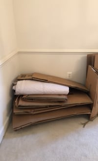 Free boxes and wrap paper