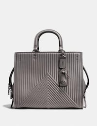 COACH 1941 Rogue With Quilting And Rivets Handbag Oakville, L6M 3R8
