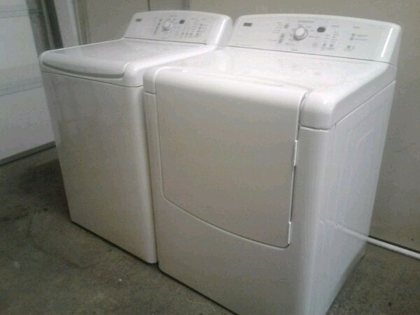 Kenmore Oasis HE Washer and Electric Dryer Set