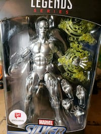 Marvel Legends Walgreens Exclusive Silver Surfer  2061 mi
