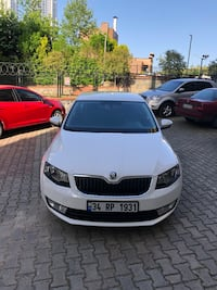 2016 Skoda Octavia 1.6 TDI CR 110 PS DSG GREENTEC OPTIMAL Ataşehir