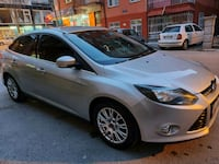 2013 Ford Focus TITANIUM 1.6TDCI 115PS 5K Aksaray