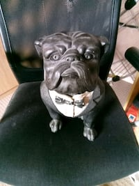 black wooden british bulldog Clifton, NG11