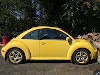 Volkswagen - The Beetle - 2002 Nokesville
