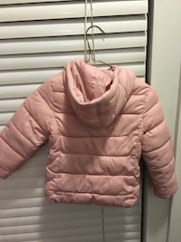 Zara Girls fleece lined coat size 5 New Westminster, V3M 0E6