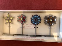 Pottery Barn jewel place card holders -new Calgary, T2X 3B6