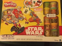 Star Wars Can Heads Play Doh NEW Lutherville-Timonium, 21093