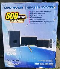 Brand New!! Home Theatre system