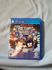 Sony PS4 South Park The Fractured But whole case Stayner, L0M 1S0