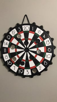 Bottle Cap Dart Board Lansing, 48917