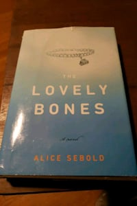 Lovely Bones hardcover book Fresno, 93704
