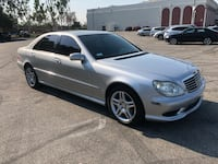 2006 Mercedes S500 Los Angeles