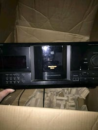 Sony 200 disc CD player CDP-CX220 Westbrookville, 12785