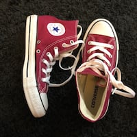 Maroon Converse  Orchard Hills, 21742