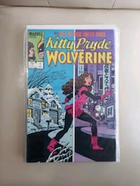 Kitty Pryde and Wolverine 1-6 Vaughan, L4K 5E1