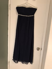 Royal blue formal dress Edmonton, T6E 1V7