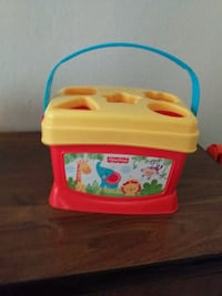 Fisher Price bul tak kova