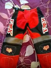 Youth Fox Racing riding pants Bakersfield, 93306