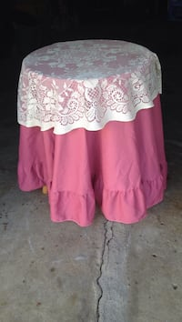 girl's pink and white tutu skirt Dearborn Heights, 48125
