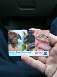 $40 gift card for 30 cash