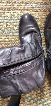 Cabor leather boot Edmonton, T6R 2K4