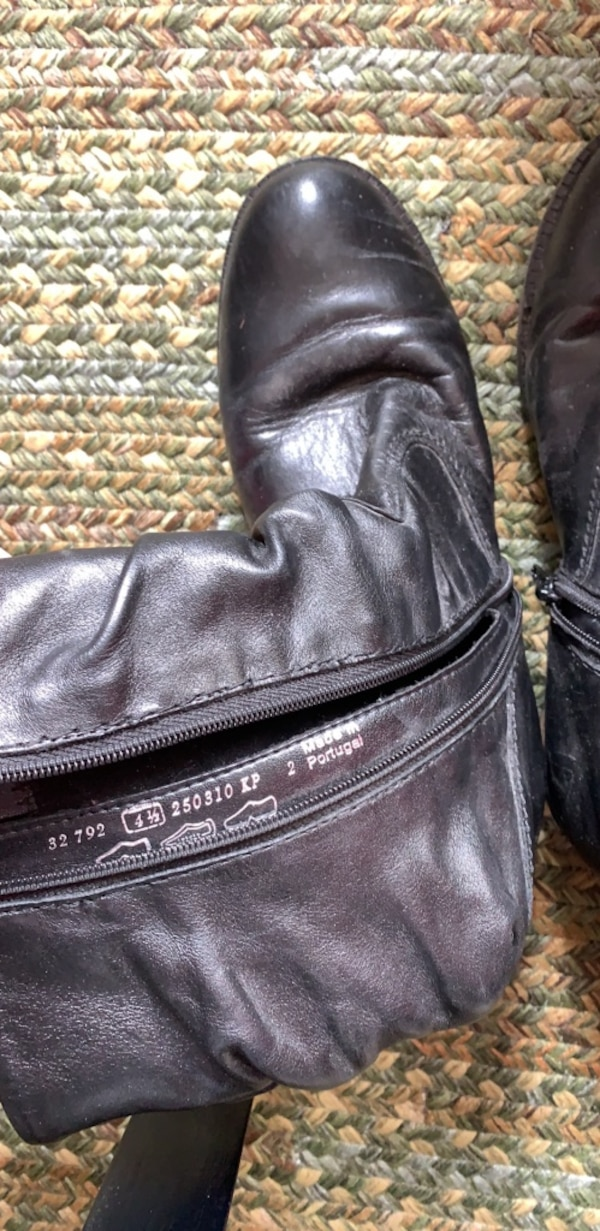 Cabor leather boot