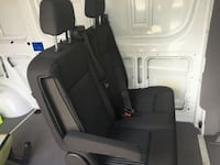 Sprinter van seats (3, 2 and 1 seater benches)