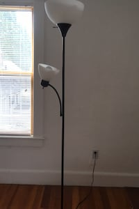 Pole lamp. Its apprx 6 ft tall