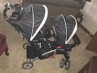 Babytrends stoller and car seat combo Hampton, 23663