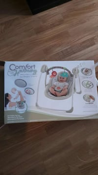 Comfort baby swing - New with box 6011 km