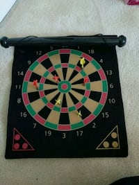 magnetic dart board Burnaby, V5H 4M1
