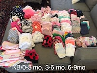 Girls baby and toddler clothing  Fort Worth, 76137
