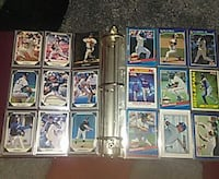 Alot of good baseball cards there is a whole book  Toledo, 43605