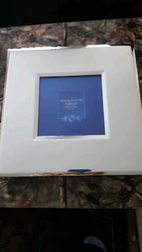 Photo album silver plated
