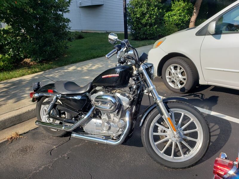 2007 Harley Davidson sportster 883 (fuel injected) 68a5492f-54bb-43fc-add7-c4e1e59f2d32