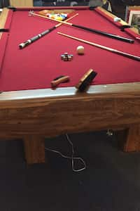 Used Pool Table For Sale In Indianapolis Letgo