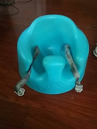 blue Bumbo booster chair Bladensburg, 20710