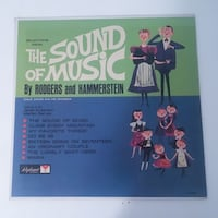 The Sound of Music Vinyl Record Album Columbia