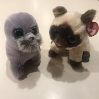 TY Beanie BOOS Lacey Township