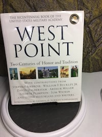 The Bicentennial Book of The United States Military Academy West Point Chelsea, 35043