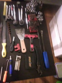 black and red hand tools Tulsa, 74129
