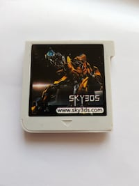 Sky 3DS game cartridge