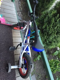 Kid's bike (bought last summer/quite new) Vantaa, 01230