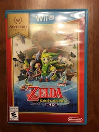 Legend of Zelda Windwaker HD 68 km