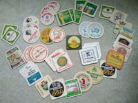 Retro Beer Coaster Collection Bavaria and Germany  Oakville, L6M 3G2