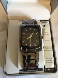 Synrgy Watch Water Resistant XL Size Marietta, 45750