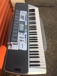 Black and gray electronic keyboard Hyattsville, 20782