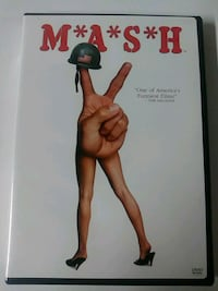 M.A.S.H the movie dvd