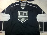 Los Angeles Kings Reebok home premier jersey sz M Ottawa